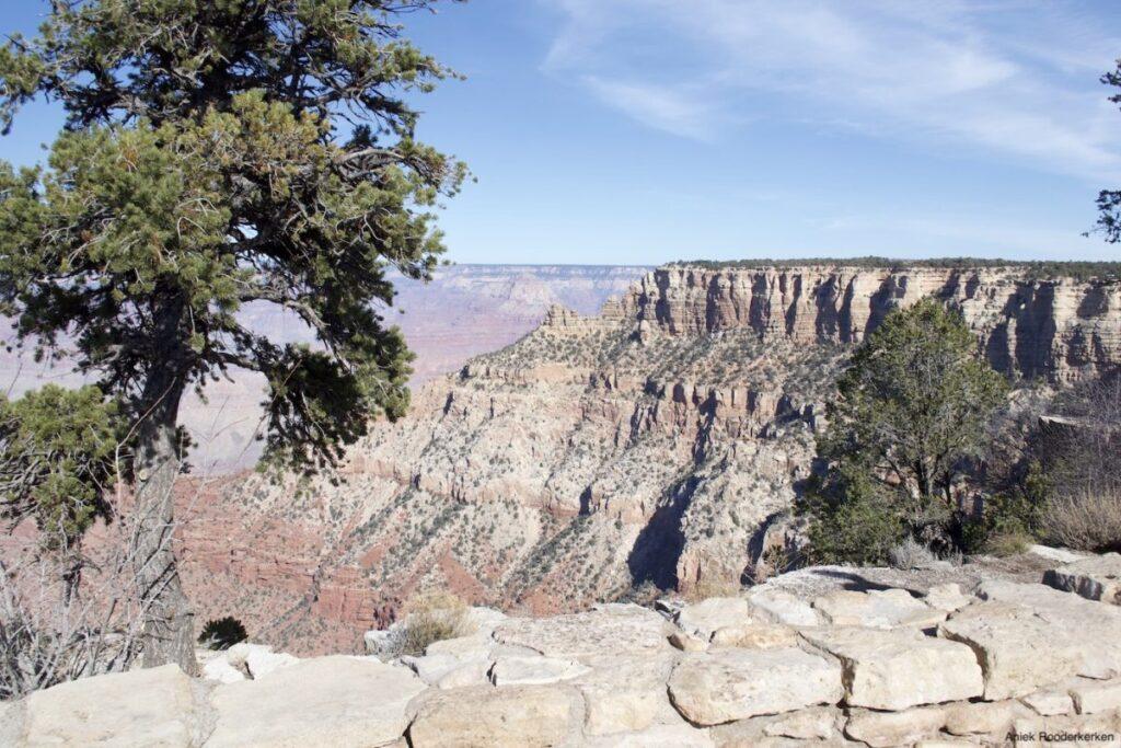 De beste uitzichtpunten van de Grand Canyon