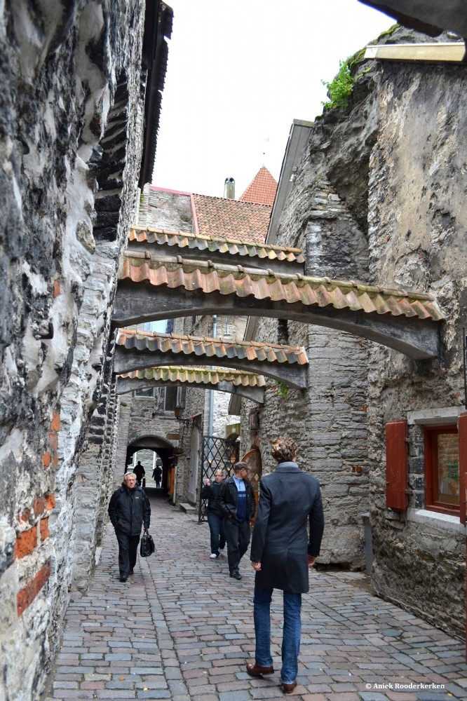 Historisch Centrum van Tallinn