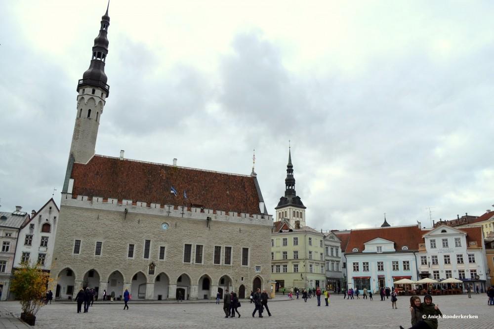 Historische stadscentrum van Tallinn
