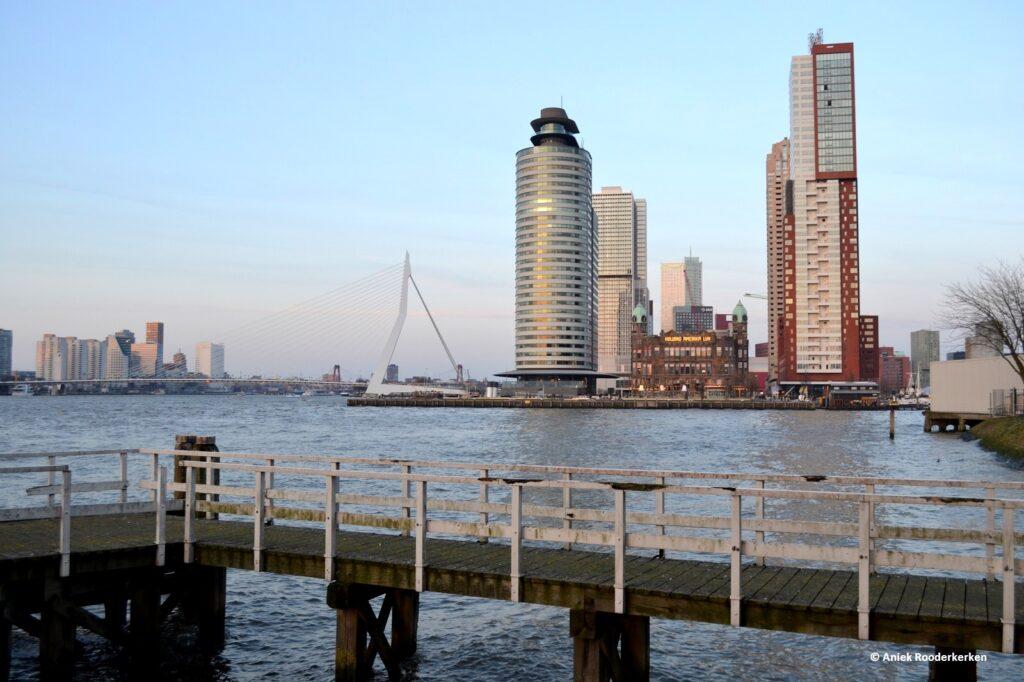 Rotterdam. Katendrecht, Kop van Zuid en veel cultuur