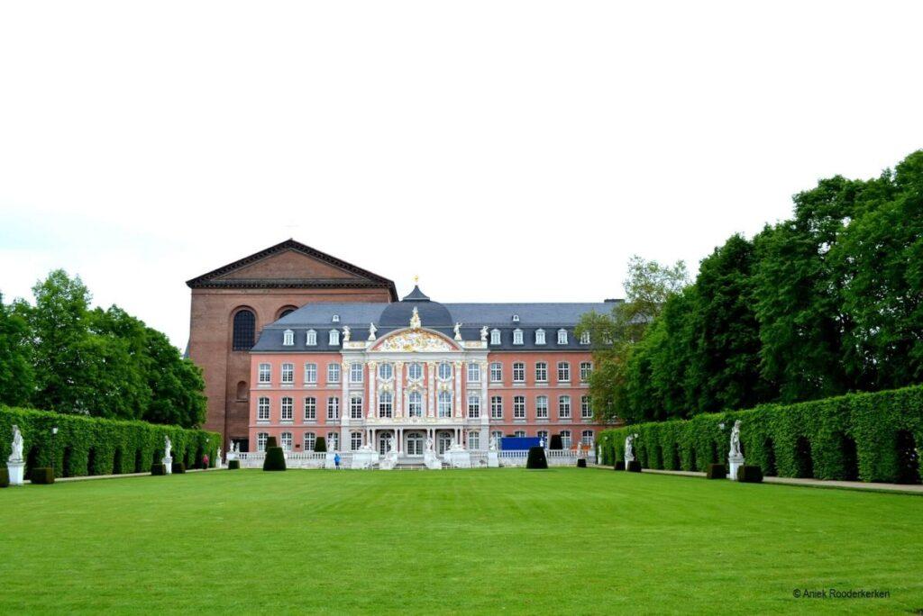 Kurfürstliches Palais, Trier