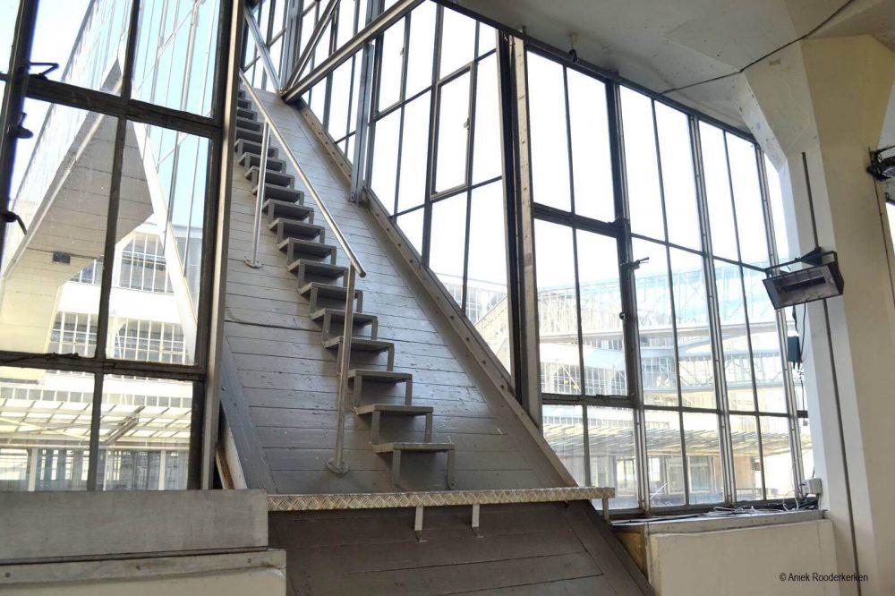 Rondleiding door de Van Nellefabriek Rotterdam