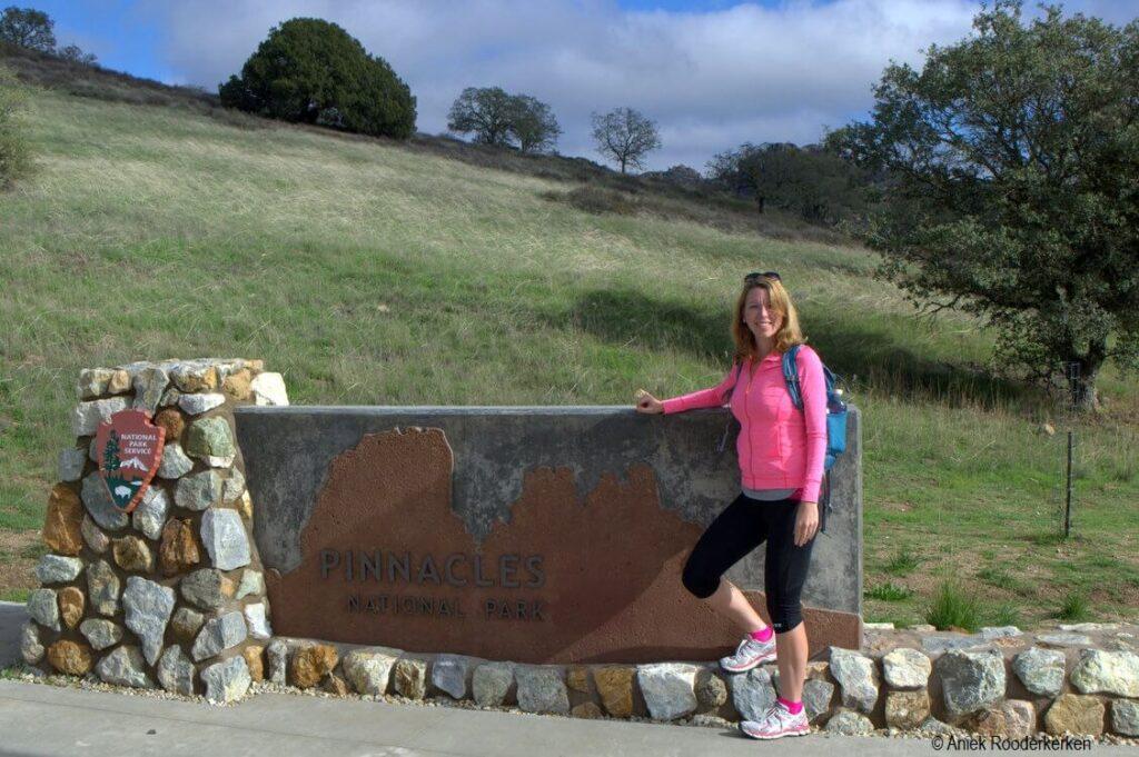 Pinnacles National Park, Californië, USA