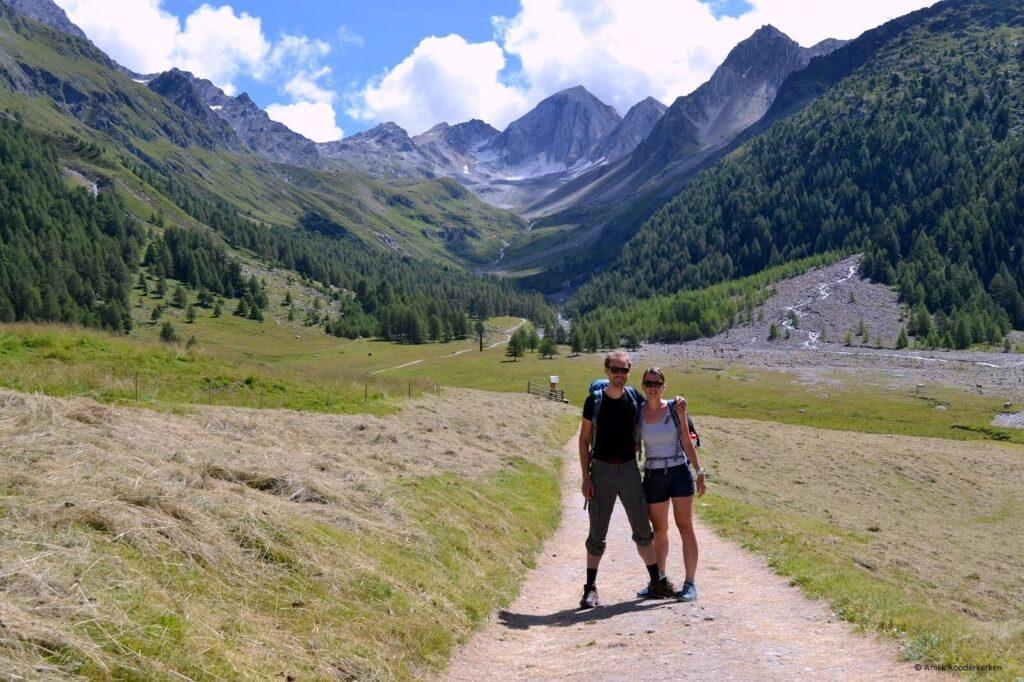 Samen hiken we de Meraner Höhenweg in Italië!