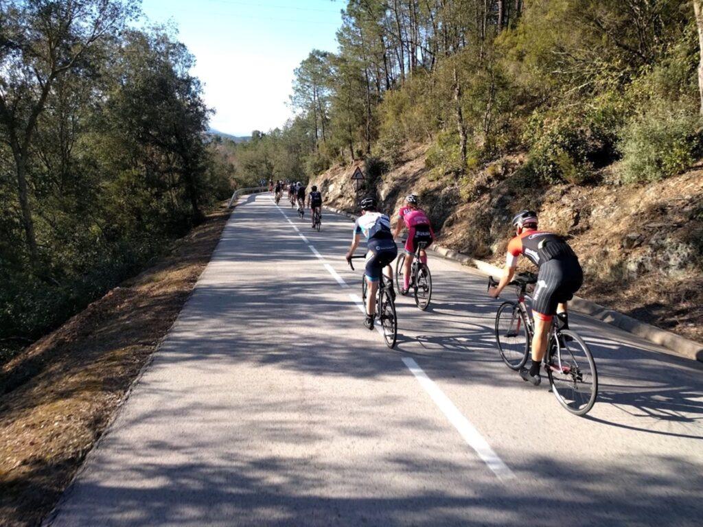 Wielrennen in Girona