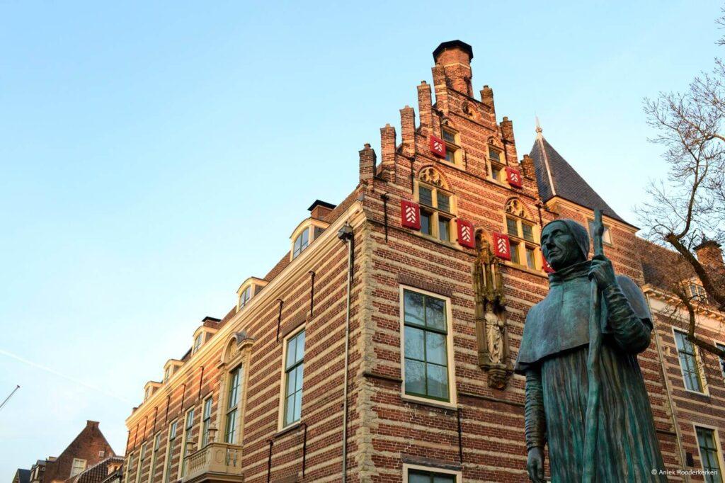 Groene Wissel wandeling Utrecht Paushuize