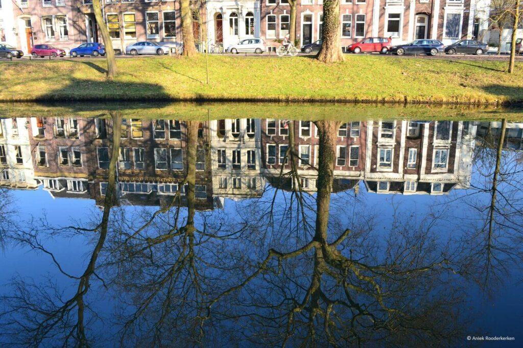Groene Wissel wandeling Utrecht