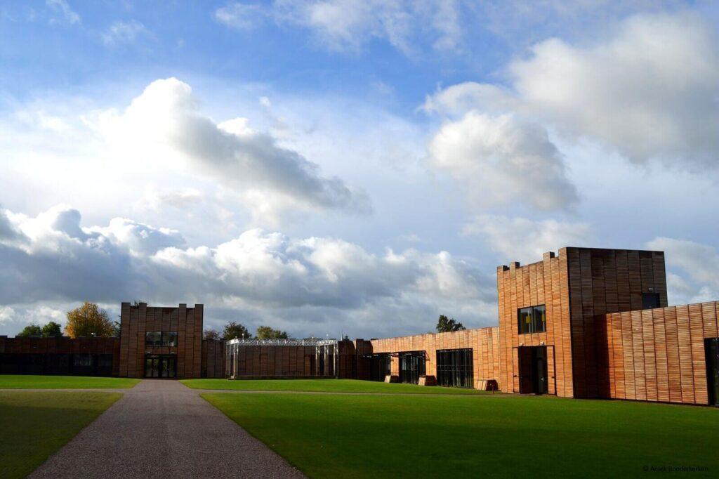 Museum Castellum Hoge Woerd in Leidsche Rijn