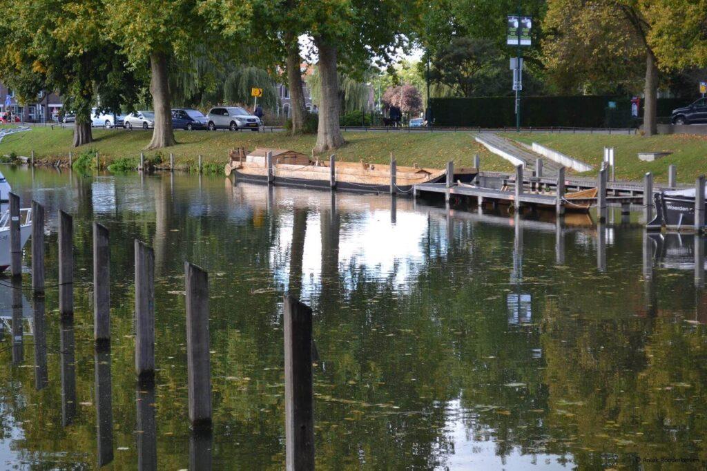 Romeins vrachtschip Per Mare ad Laurium in Woerden
