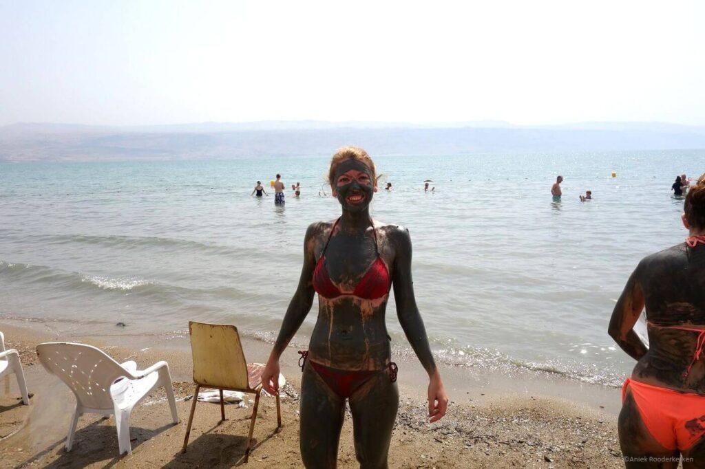 De Dode Zee in Israël