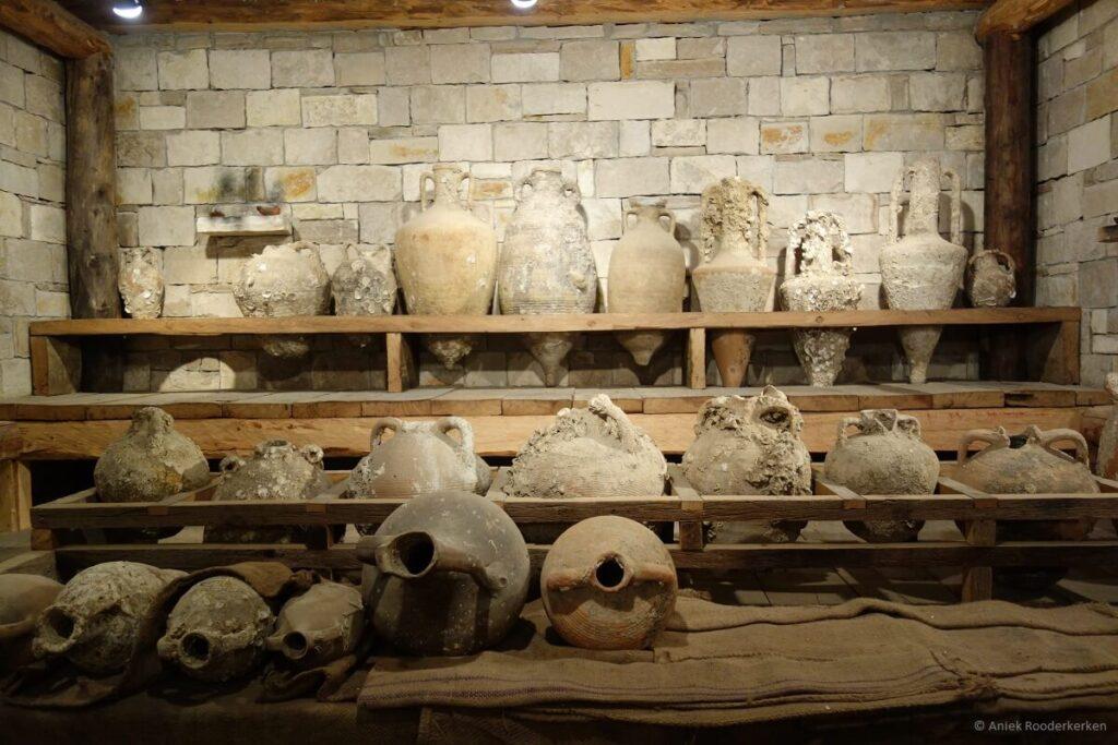 Oleatrium, Olijfolie museum in Kusadasi