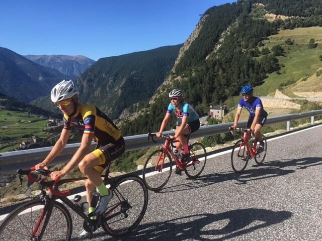 Wielrennen in Andorra: Coll d'Ordino