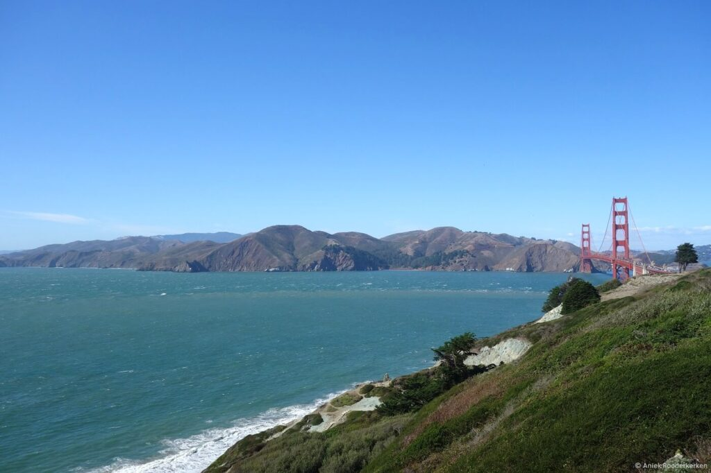 Lands End : Fietsen over de Golden Gate Bridge‎