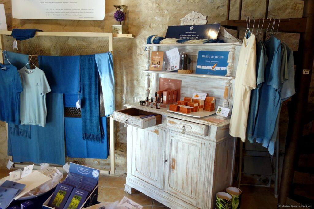 A côté du Potager, Château des Plantes winkel