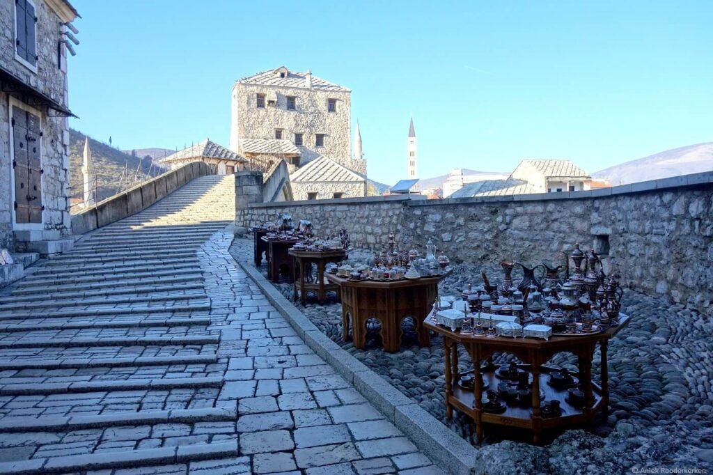 Bosnische koffie en de Oude Brug van Mostar