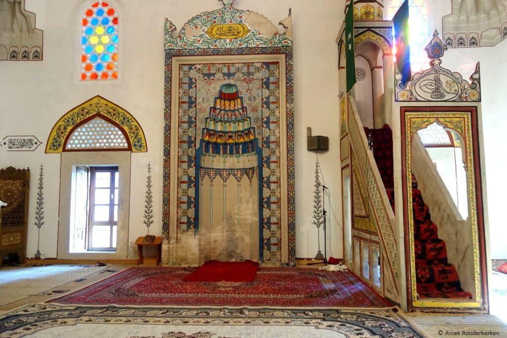 Koski Mehmed Pasha Moskee