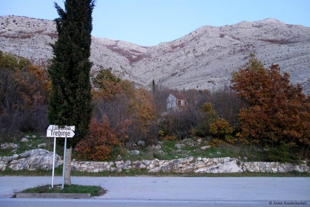 Trebinje: meest mediterrane stad in Bosnië en Herzegovina