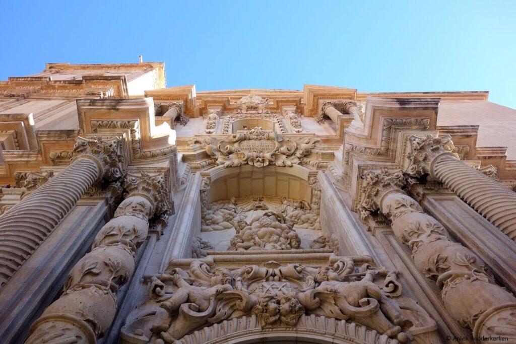 De Spaanse stad Elche