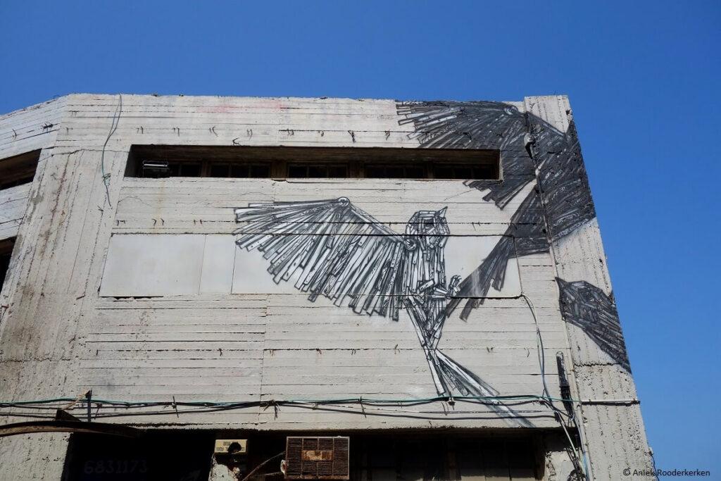 Ga op zoek naar Street Art in Tel Aviv