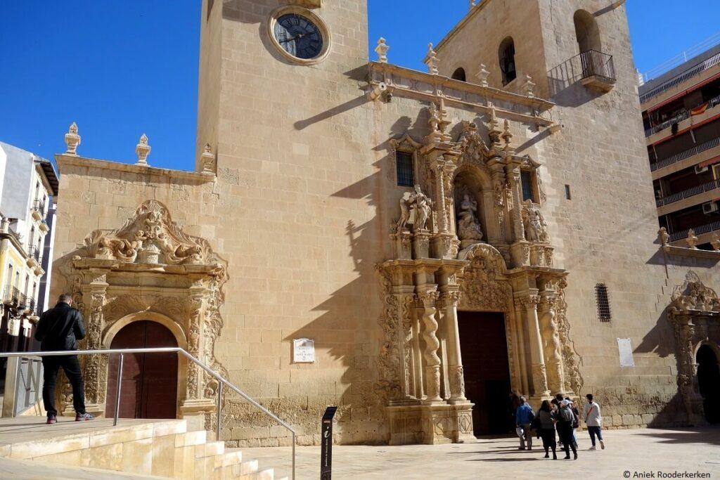 Alicante, Basílica de Santa María
