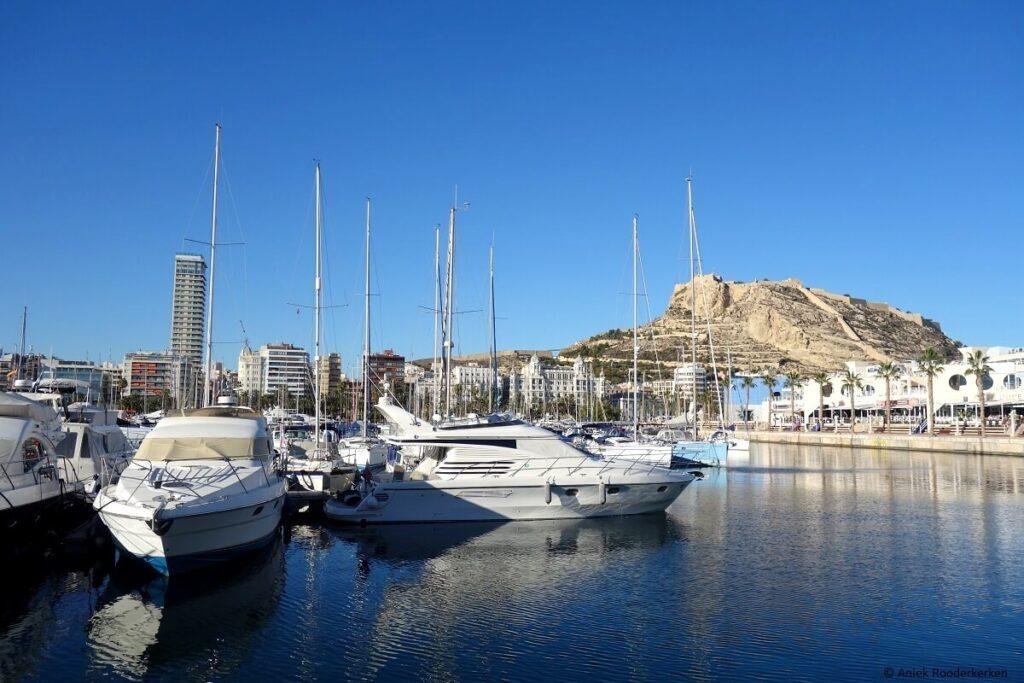 Haven van Alicante