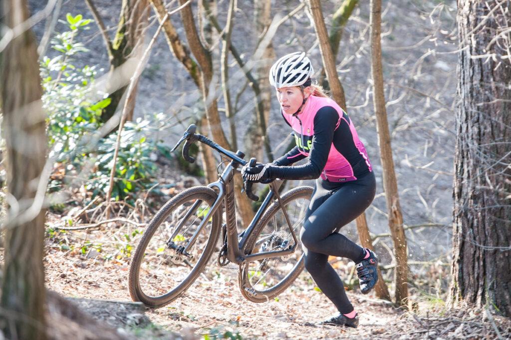 Canyon Inflite Cyclocross Clinic, foto door Björn Olminkhof van racefietsblog.nl