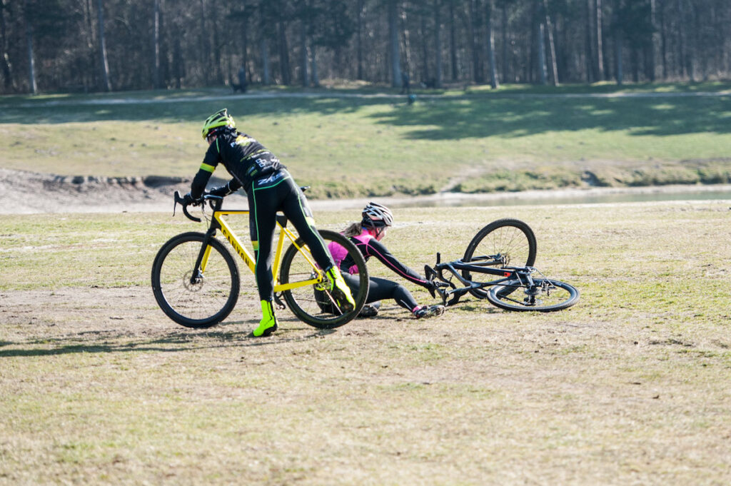 Canyon Inflite Cyclocross Clinic