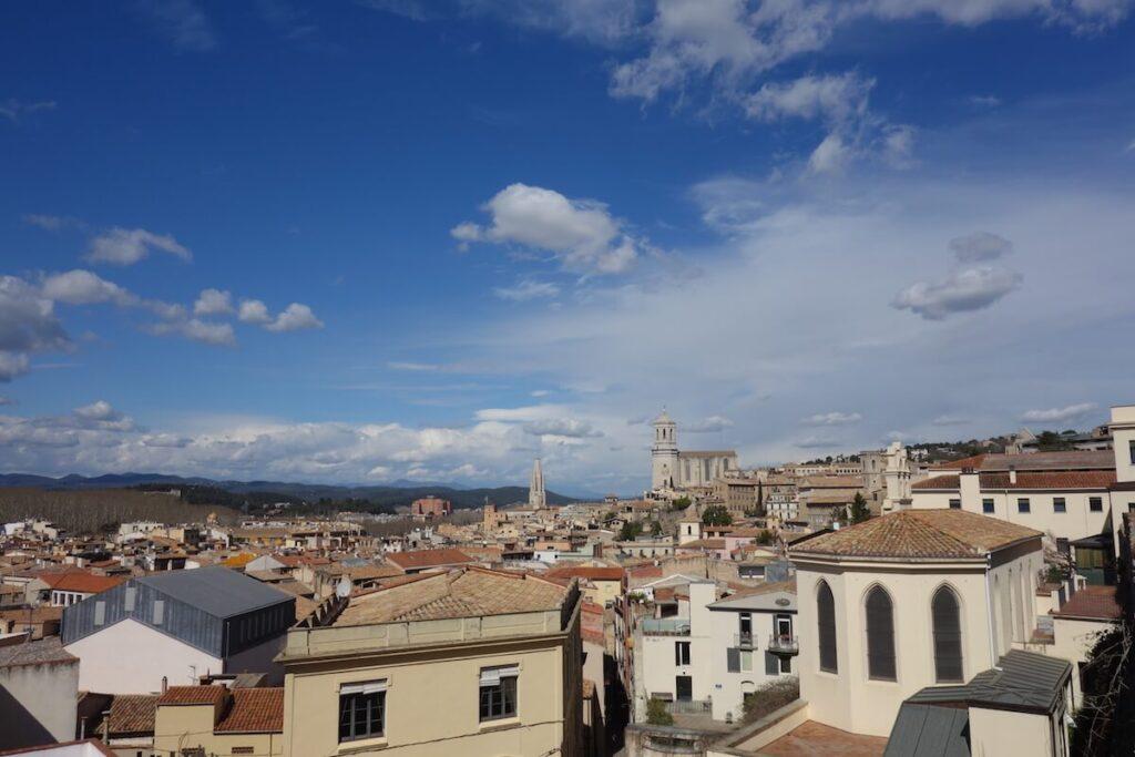 Murallas: de stadsmuren van Girona