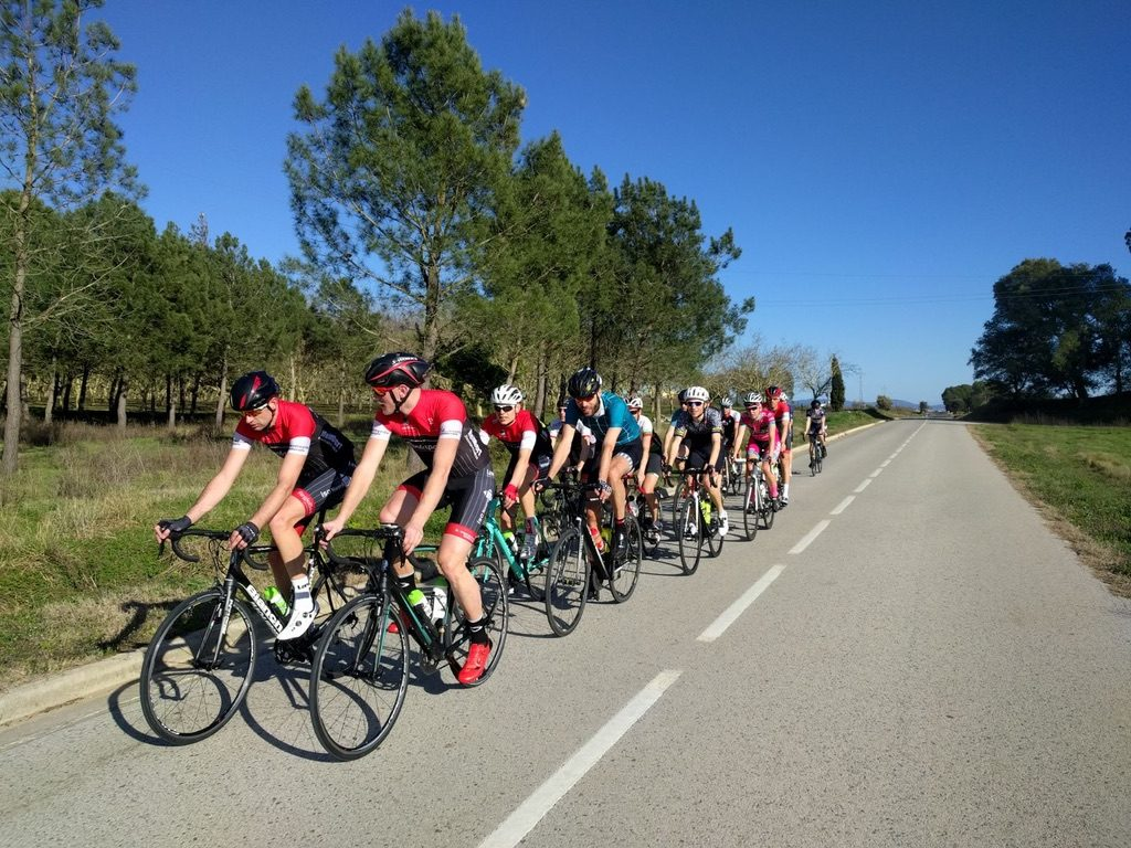 Wielrennen in Girona, Vilobi d'Onyar