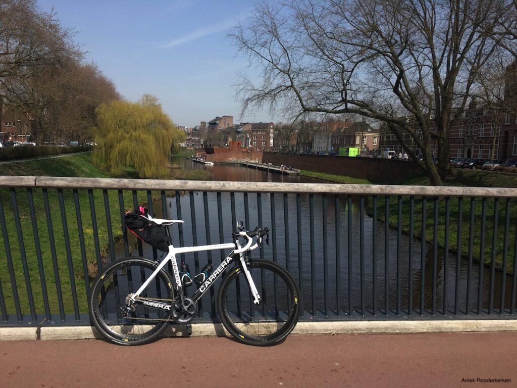 De Oeverlandroute loopt dwars door Den Bosch