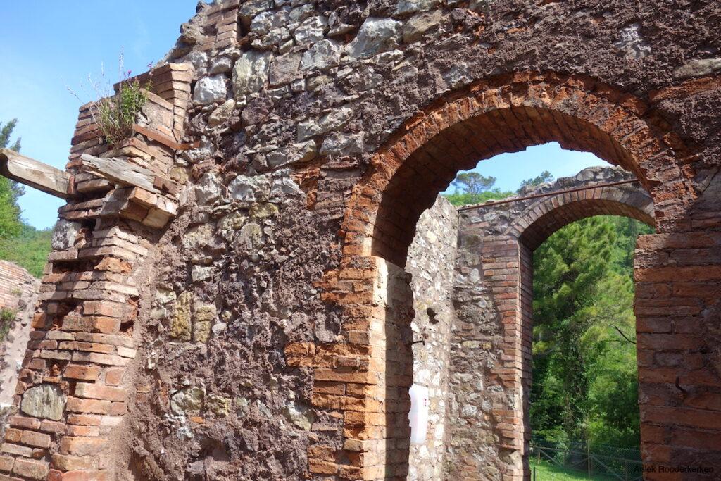 Kopermijn in Toscane