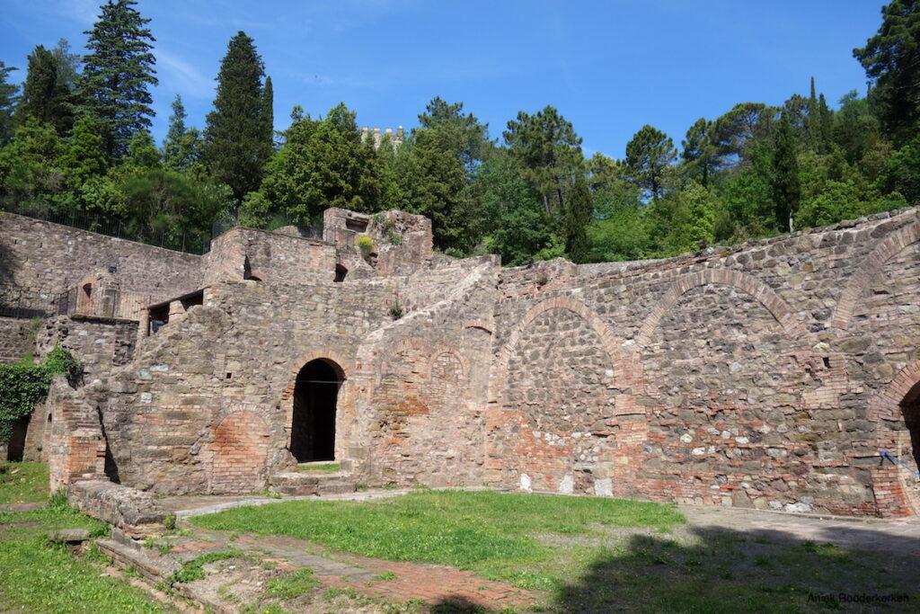 Kopermijn in Montecatini Val di Cecina
