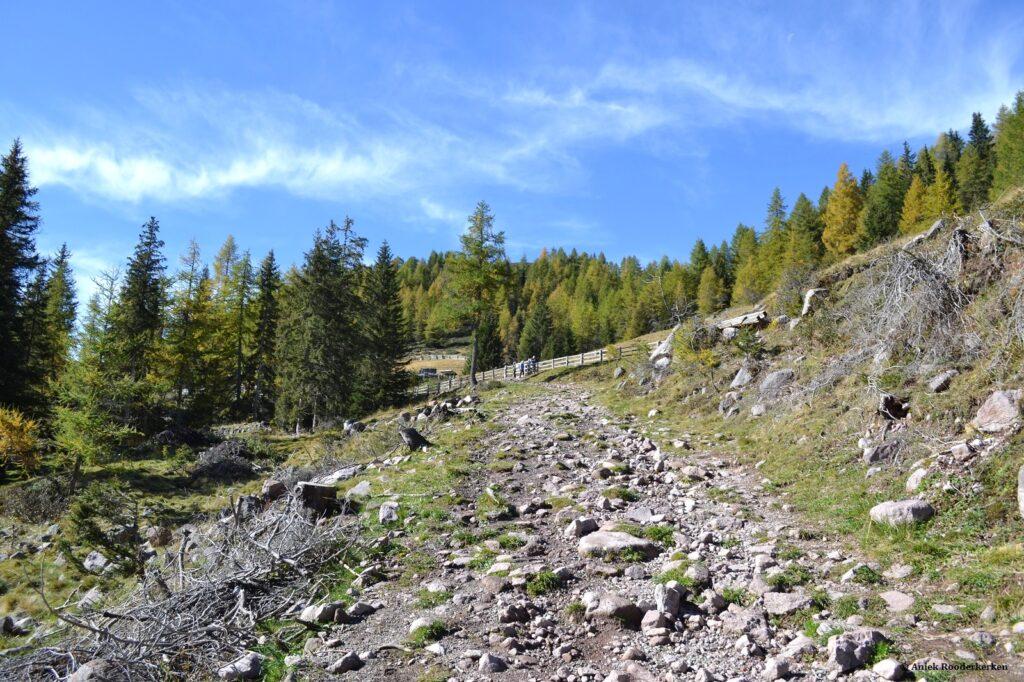 Val Sarentino in Zuid-Tirol