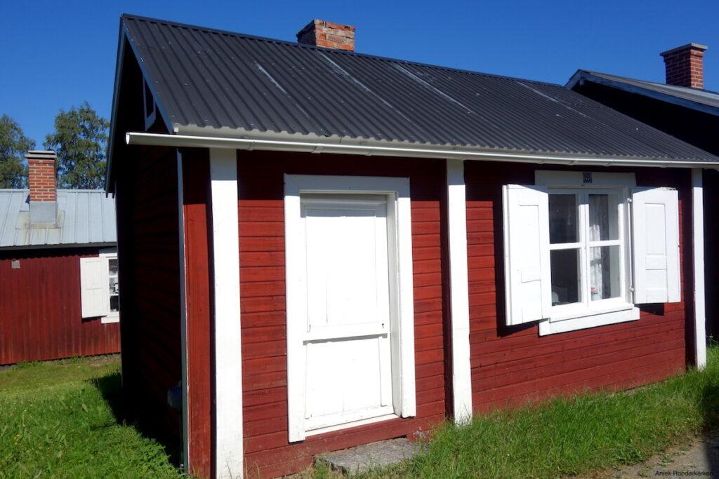 Gammelstad bij Luleå