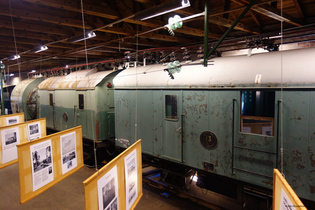 Norrbotten Railway Museum te horen, een van de grootste spoorwegmusea in Zweden.