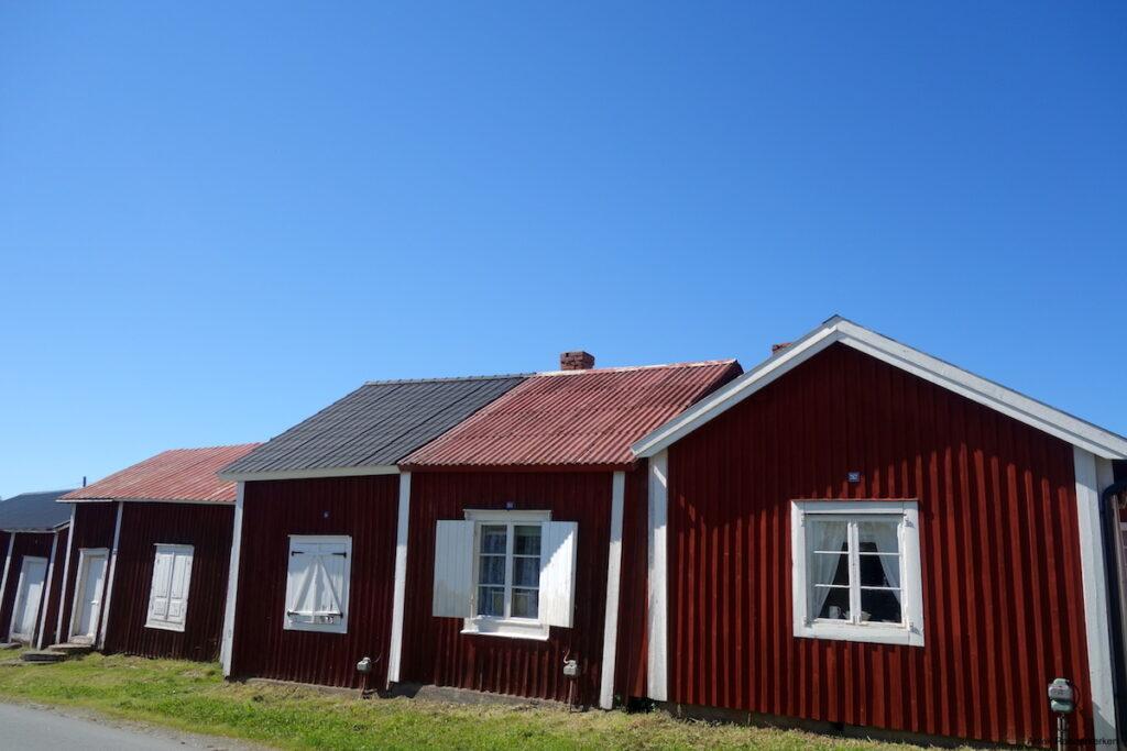 UNESCO Gammelstad in Zweeds Lapland