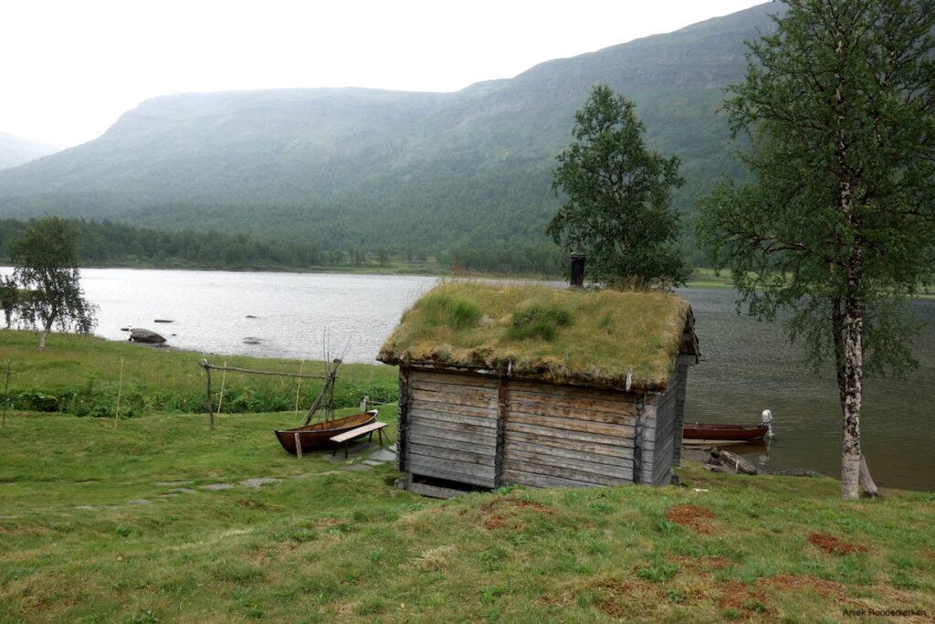 Sami in Zweeds Lapland