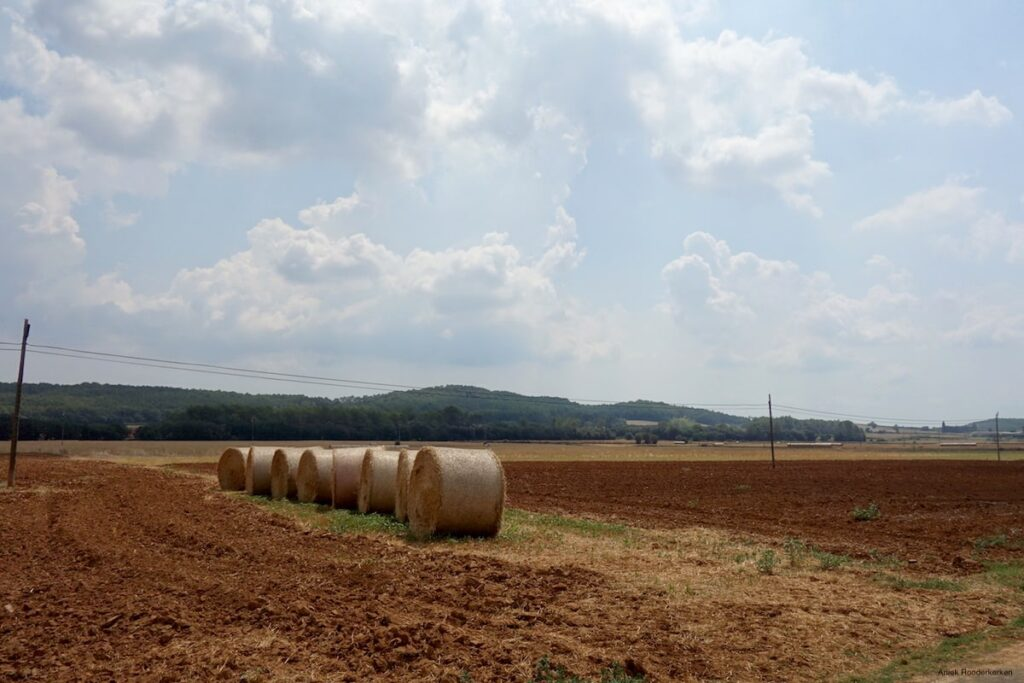 In de omgeving van Banyoles