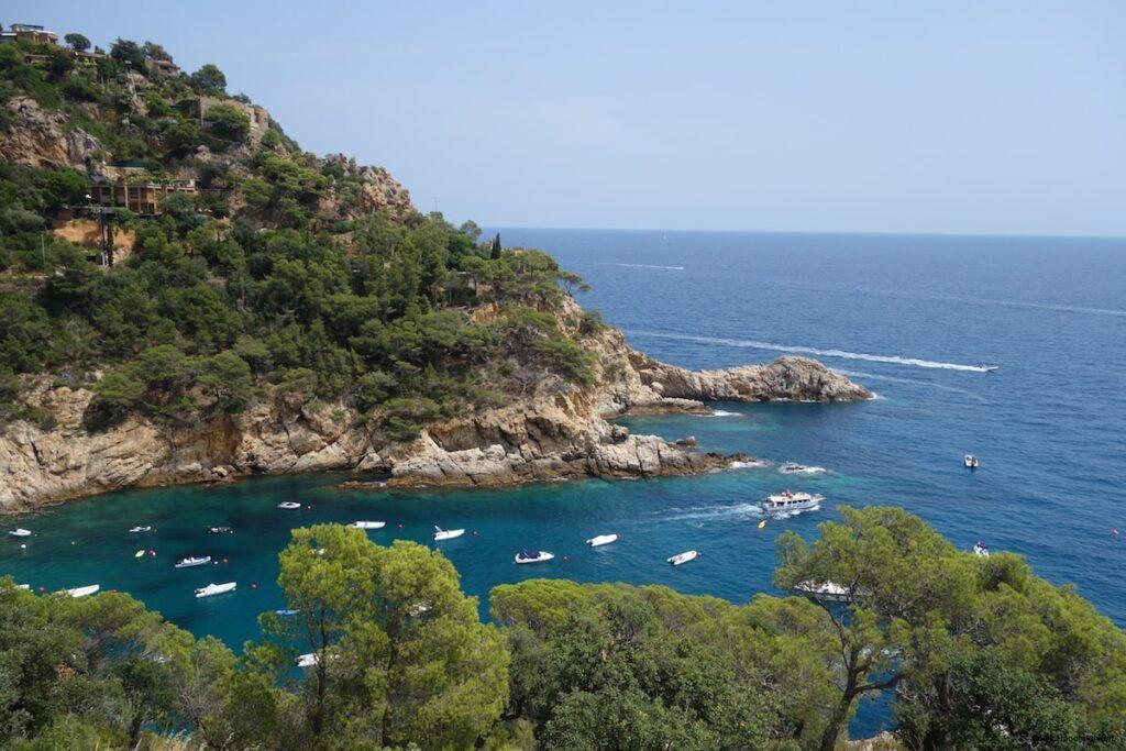 Fietsen langs de mooiste kustlijn van Catalonië