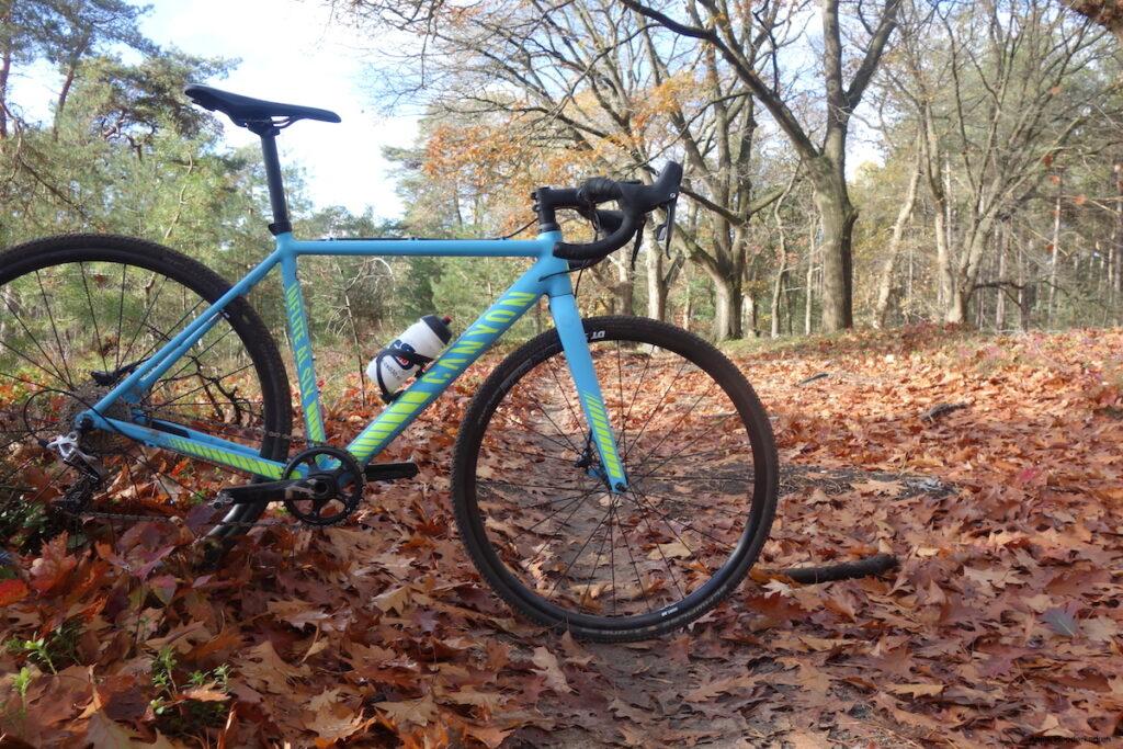 De mountainbikeroute op de Sallandse Heuvelrug is zowel met de mountainbike als de cyclocrossfiets te rijden