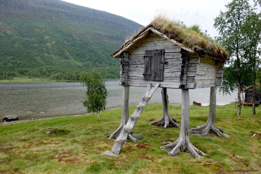 Op bezoek bij de Sami in Zweeds Lapland