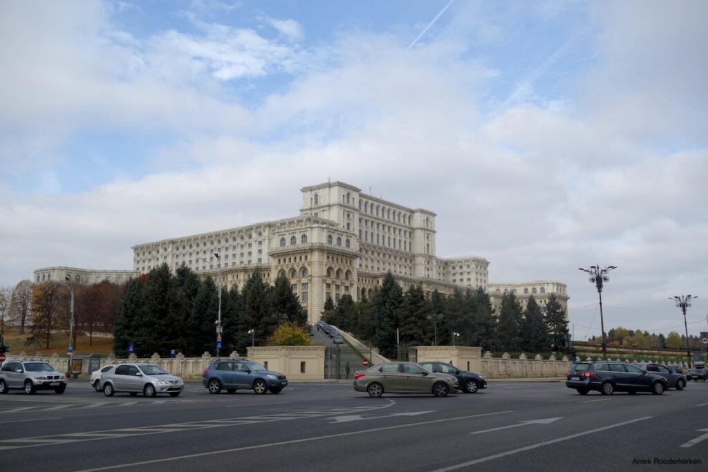 Parlementsgebouw van Boekarest