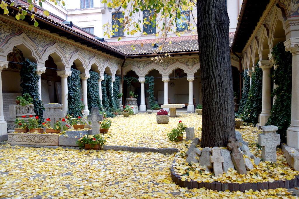 Stavropoleos kerk (Mănăstirea Stavropoleos)