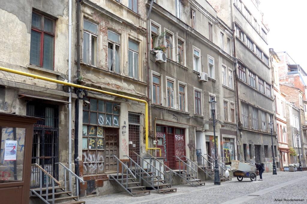 Straten van Boekarest