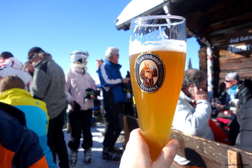 Tijd voor de apres-ski!