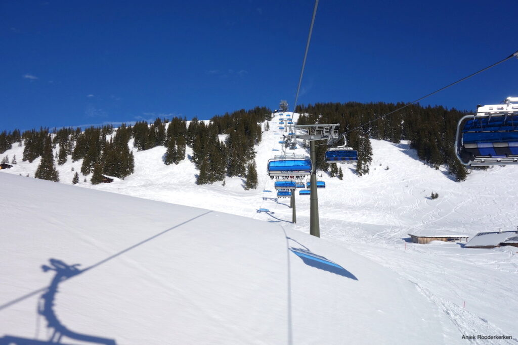 Lege skiliften