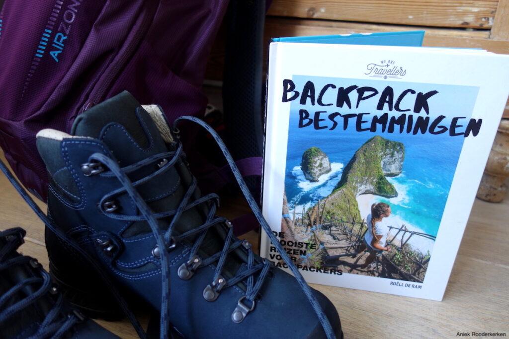 Backpack bestemmingen van Roëll de Ram