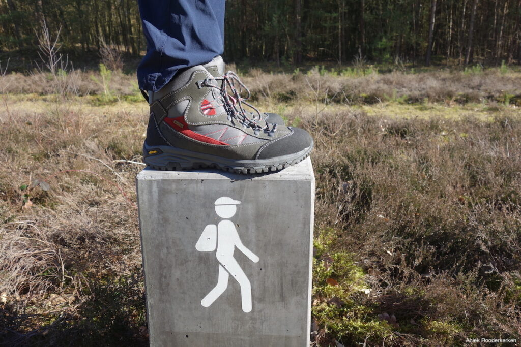 Getest! Dames Berghen Bornand Waterproof wandelschoenen