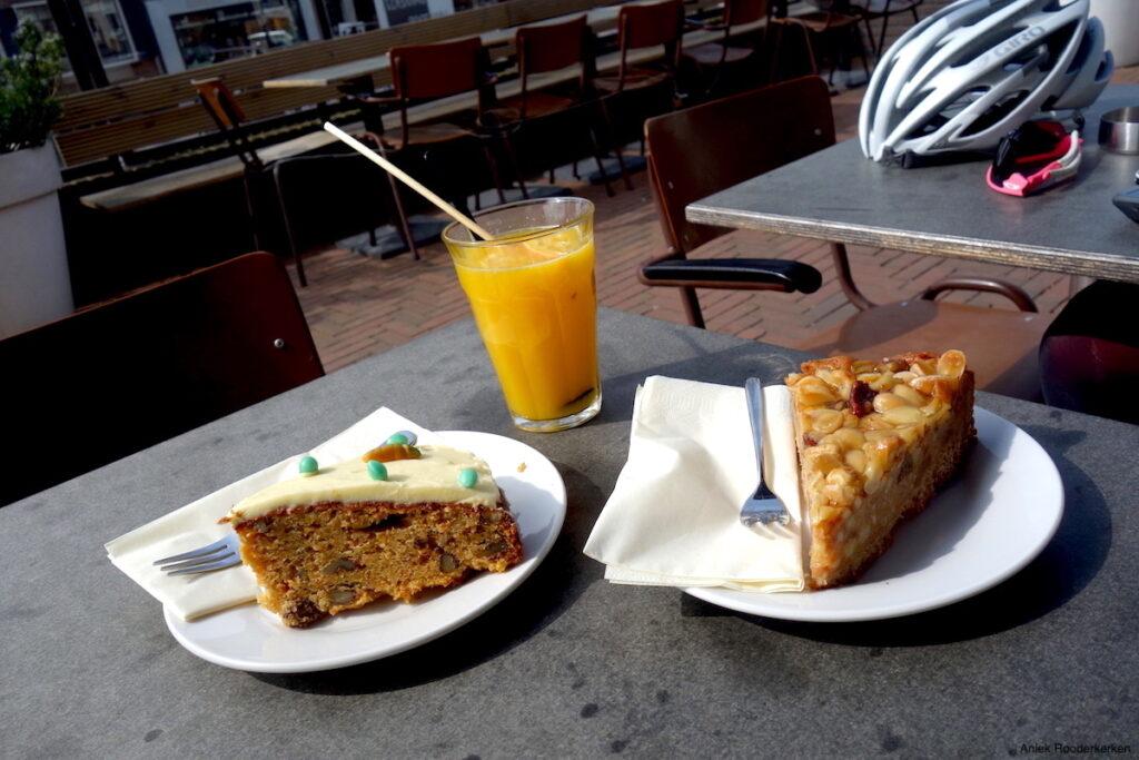 Koffiestop in Rhenen bij Brasserie-Bakkerij van Toorn