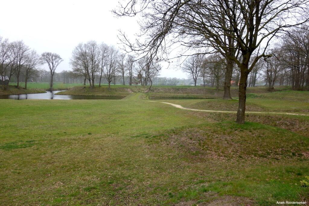 Grebbelinie Fort aan de Buursteeg